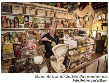 Artikel Telegraaf over Nationaal Blikkenmuseum-1