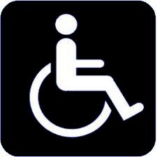 rolstoelvriendelijk zwart